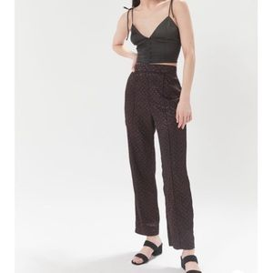 NWT Urban Outfitters Alice Jacquard Pants